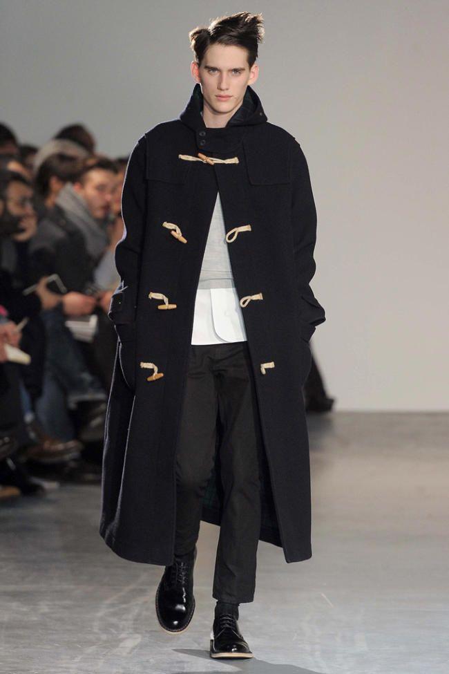 killer coat. Thanks, Acne.