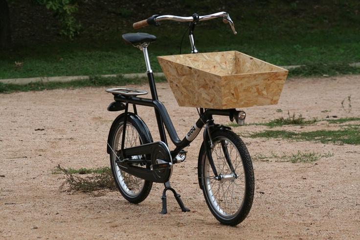 La nueva bici de carga Made in Barcelona