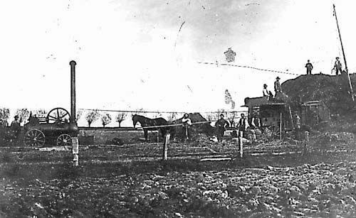 En gård i Kædeby af Claus Skov