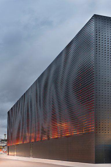 Clarion Hotel & Congress Trondheim, Trondheim, 2012 #architecture #facade