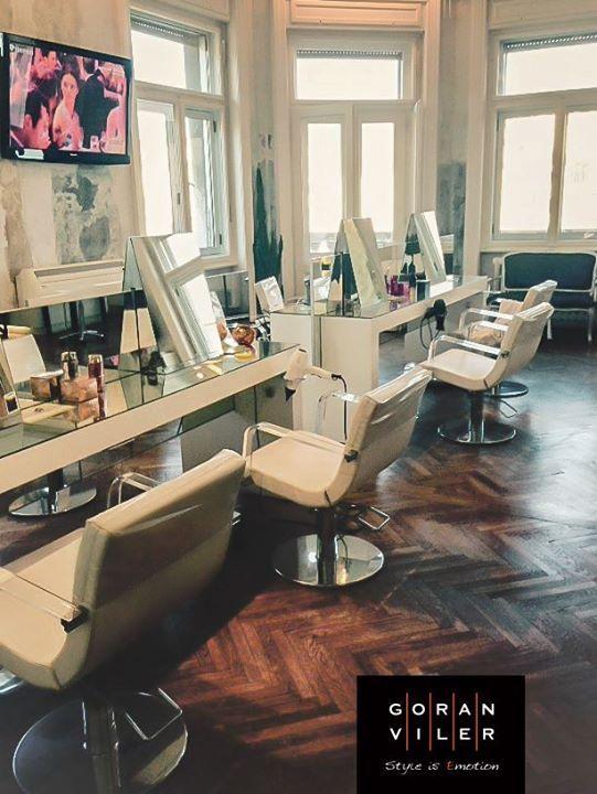Le nostre postazioni! #hair #hairspa #capelli #beauty #trieste #GoranViler #GoranVilerHairSpa