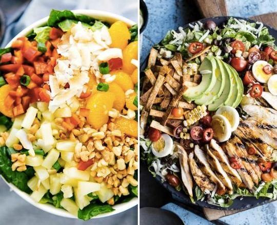 11 ingrédients à ajouter à vos salades pour les rendre plus consistantes