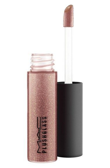 MAC Plushglass in Posh It Up. Similar to Kate Middleton's lip gloss. #makeup