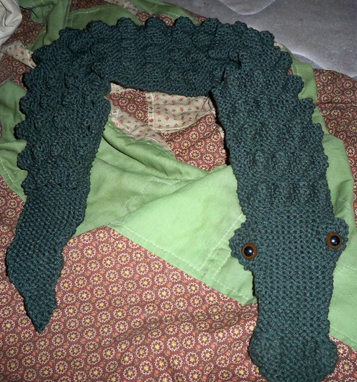 281 besten Alligator Scarf Bilder auf Pinterest | Alligatoren ...