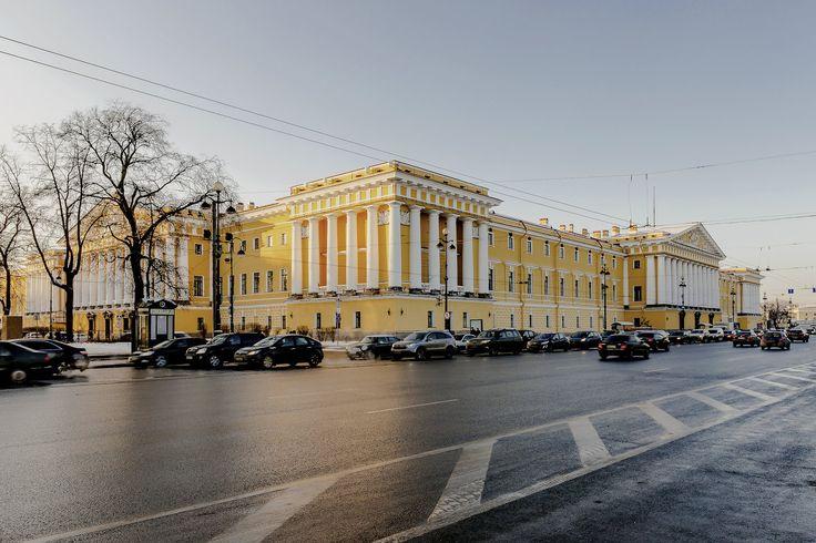 Александр Дроздов –Санкт-Петербург, Адмиралтейство.