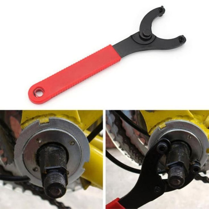 Bicycle Repair Tools Adjustable Bottom Bracket Axis Wrench Repair Tool #bicyclerepair #bicyclerepairtools