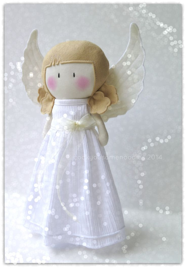 675 best aneleki angels images on pinterest angels christmas reveal of blonde haired mttd christmas angel solutioingenieria Choice Image
