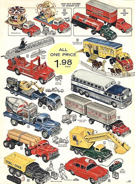 Ads from the past.