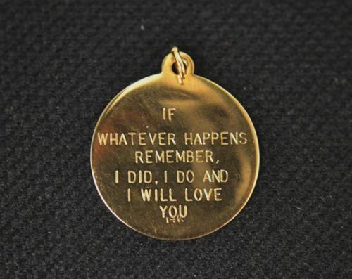 Что бы ни случилось, помни, я любил, люблю и всегда буду любить тебя