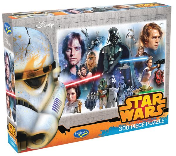 Star Wars: Classic XL (300 piece)