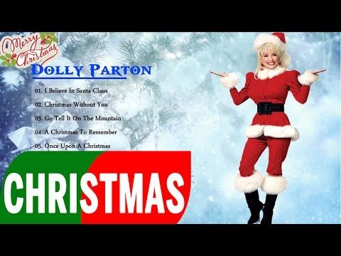 Dolly Parton Christmas Songs - Dolly Parton Greatest Hits Playlist - YouTube