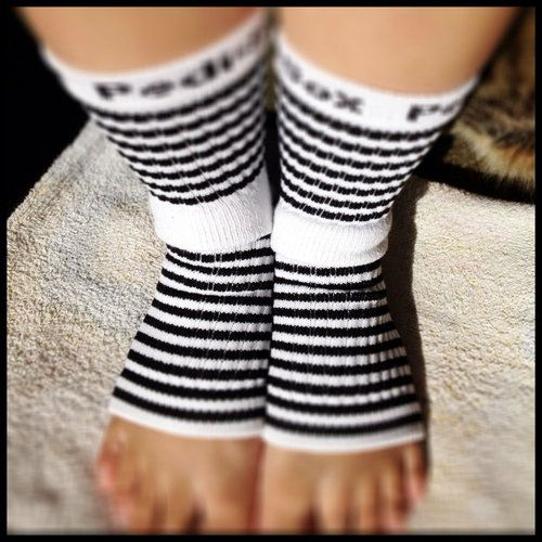 """The Original Pedi-Sox® """"Pamper your Feet""""…..SEXY……and keep freshly pedicured feet comfy, cozy & clean! Toenails Dry Flawless!  Easy to walk in…alone or with sandals. Skin will be softer and smoother….."""