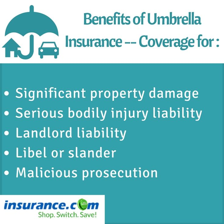#Umbrellainsurance can protect your assets if you get sued. Find out if umbrella insurance coverage makes sense for you.