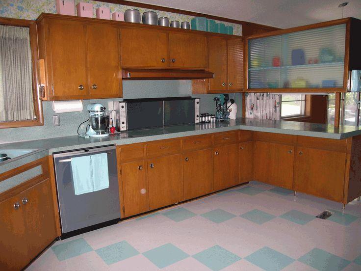 56 best mid century modern kitchen images on pinterest for Kitchen ideas tulsa