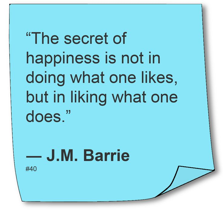 ♥ J M Barrie ♥ ~ #Quote #Author #Happiness ~