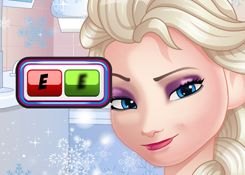 JuegosElsa.com - Juego: Elsa Doctor Care - Minijuegos de la Princesa Elsa Frozen Disney Jugar Gratis Online