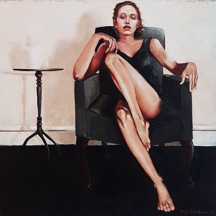 Mila Posthumus - Not The One | Art For sale | StateoftheART