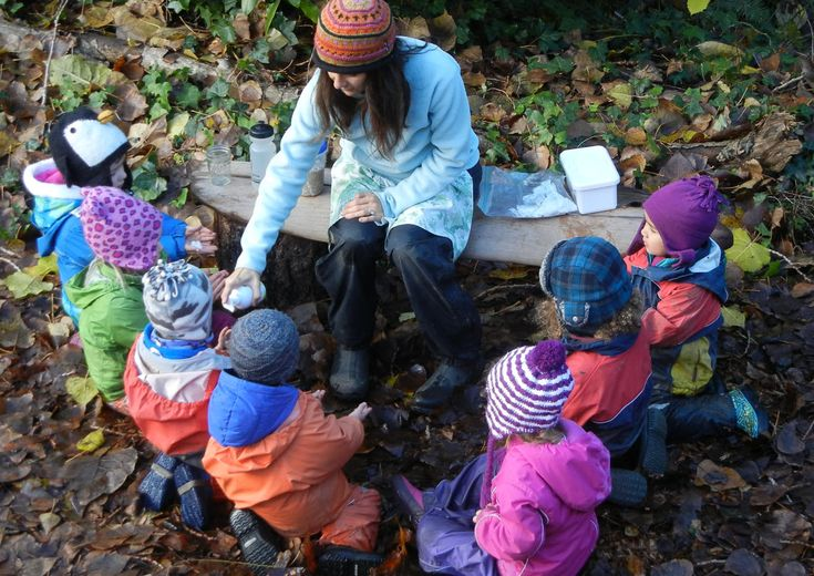 Into the Woods: Outdoor and Nature-based Preschools in Seattle, the Eastside and Tacoma - ParentMap