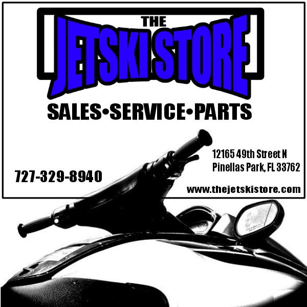 Need parts for a jet ski? Call us. Have issues with your jet ski? Call us. Live far away? Don't worry, you can still call us & order! Service for locals - Tampa Bay area! We have eBay & website sales: look for The Jet Ski Store via Google.