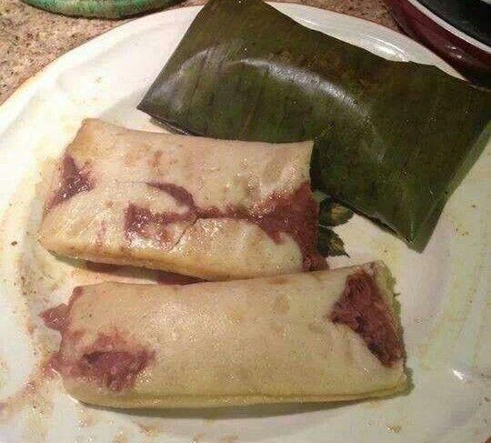 La receta para hacer los incomparables tamales pisques en casa. Tome nota y atrevase a disfrutar de uno de las variedades típicas de tamales Salvadoreños.