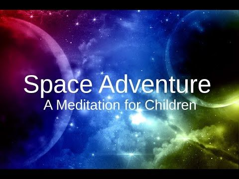 A short 10 minute guided visualization for children (Off in a rocket ship into space) before bedtime. Great for imagination and relaxation just before sleepi...