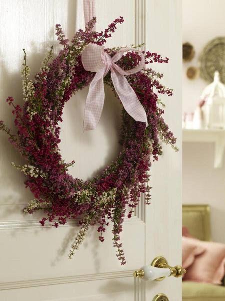 14 best DIY: Himmlisches Heidekraut images on Pinterest | Flower ...