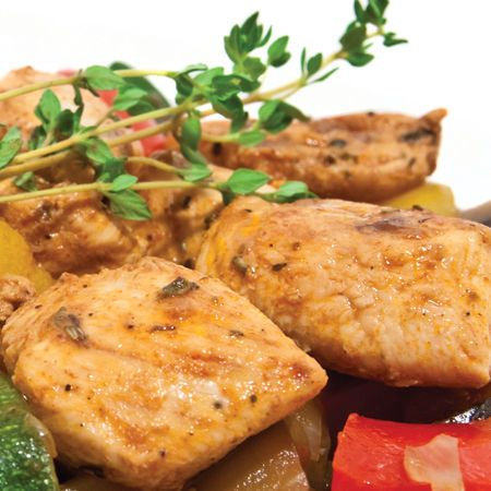 Chicken: Skimp on iron and zinc and your energy will flag. Cooking up some juicy chicken is the best way to get more of both. Poultry is significantly lower in fat than red meat yet has all the iron, zinc, and B vitamins that women need in their diets.