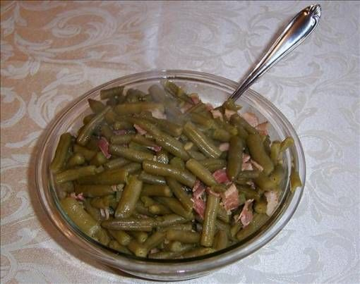 Cracker Barrel at Home: Cracker Barrel Style Green Beans