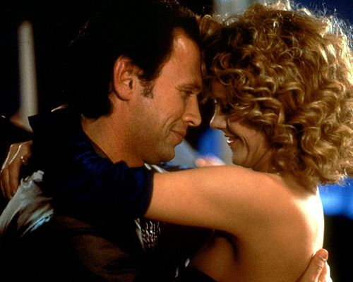 """When you realize you want to spend the rest of your life with somebody, you want the rest of your life to start as soon as possible."" - When Harry Met Sally"