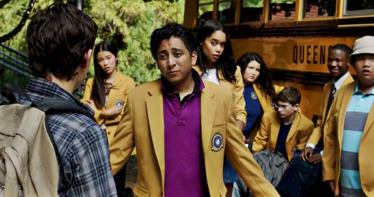 Tony Revolori Talks Bullies, Death Threats and Spider-Man | Exclusive -- Tony Revolori discusses the hateful reaction to his casting as Flash Thompson in Spider-Man: Homecoming. -- http://movieweb.com/tony-revolori-spider-man-homecoming-interview/