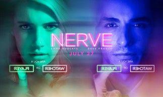 Emma Roberts, Dave Franco Take On Extreme Dares On New 'Nerve' Movie Trailer