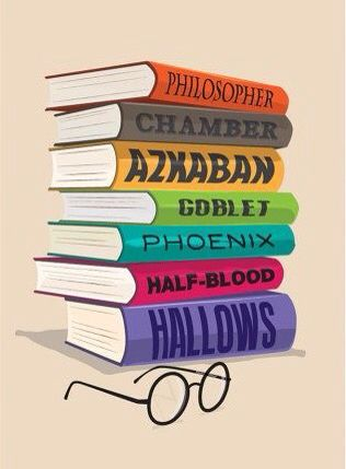I love this, but Phenix has 870 pages, and it's the biggest book in the series, so why is it so small? Especially compared to Hallows