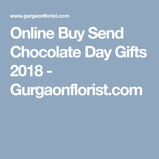 Online Buy Send Chocolate Day Gifts 2018  - Gurgaonflorist.com