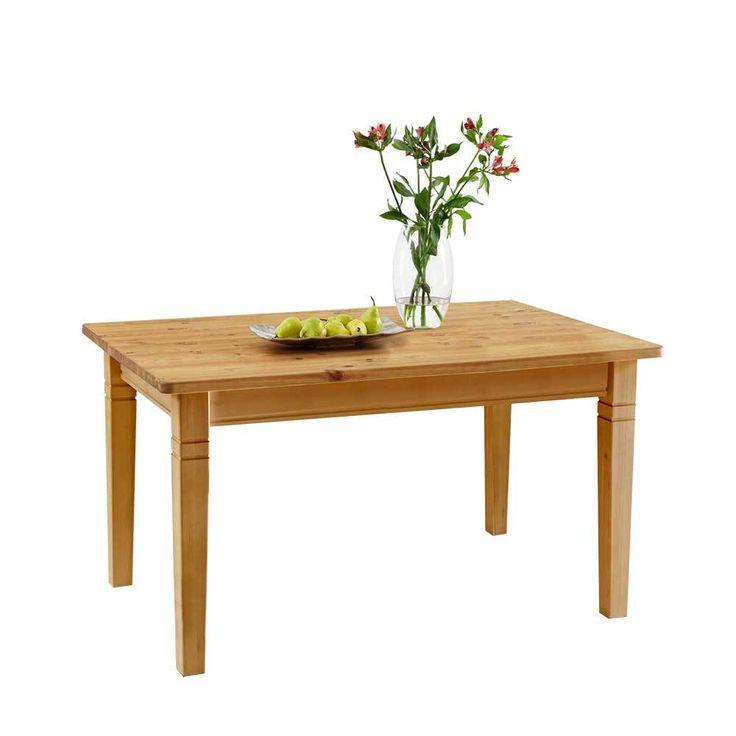 Lovely Esstisch aus Kiefer Massivholz Ansteckplatten Jetzt bestellen unter https moebel ladendirekt de kueche und esszimmer tische esstische uid udf cb