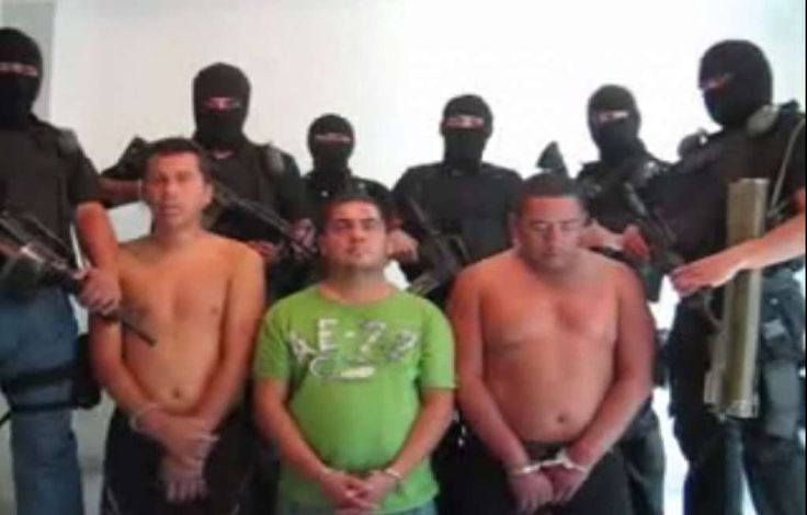 4.	When the Jalisco New Generation Cartel first debuted, they basically wanted the government's approval to kill members of Los Zetas, The Wall Street Journal reported. Photo: Video Screenshot Via Wikimedia Commons