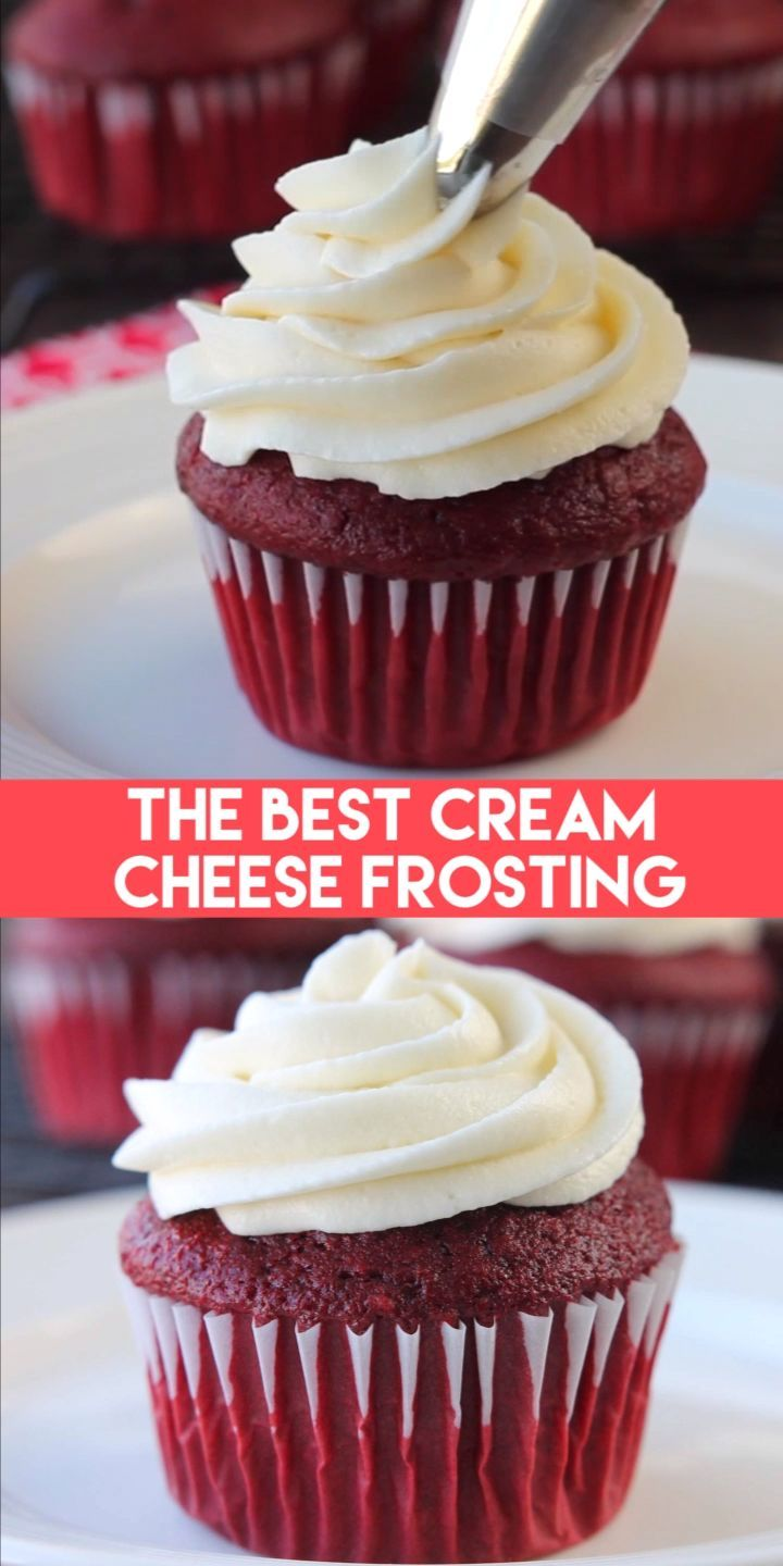 The BEST cream cheese frosting desserts for cream cheese best fresh cheese frosting
