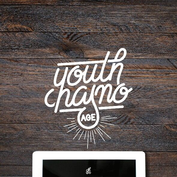 Youth has no age #lettering