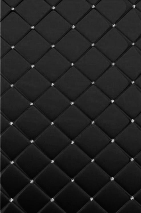 Black Quilted Wallpaper Pin by Leinna Zamir on...
