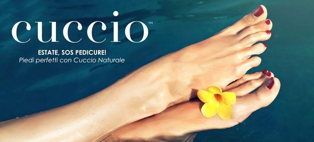 Mecapp: Cuccio Naturale - Estate, SOS Pedicure: piedi perf...