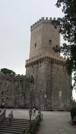 Castello di Erice #sicilia #trapani #sicilia #sicily #italy