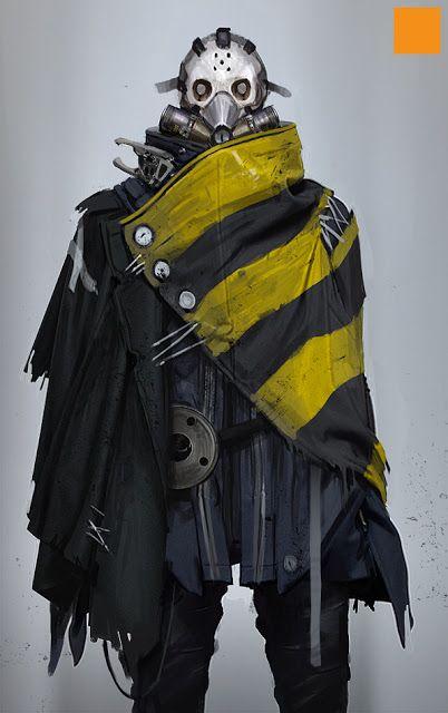 http://www.pinterest.com/stefanschroeder/aliens-monsters-creatures-robots-humanoids-cyborgs/ Cyborg Survivor 2