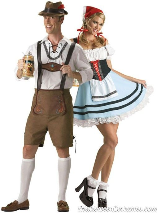 oktoberfest couple costumes halloween costumes