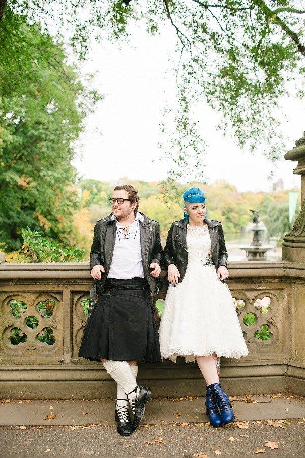 Destination Weddings - Get Wed in Central Park, New York   Misfit Wedding