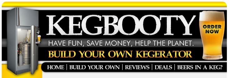 ~~Kegerator Conversion Kit Reviews :: From Kegbooty.com ~~