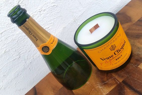 Hey, I found this really awesome Etsy listing at https://www.etsy.com/au/listing/293749191/veuve-clicquot-brut-bottle-soy-candle