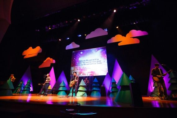 27 Best Images About Church Stage Design On Pinterest