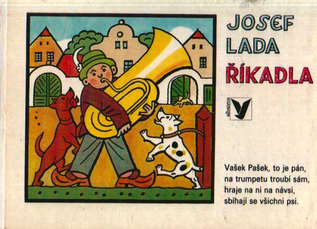 Leporelo - Josef Lada/Říkadla