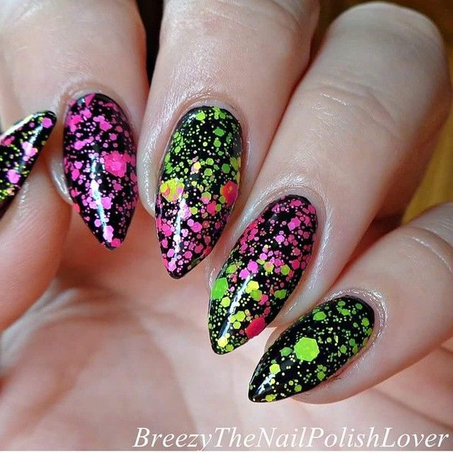 Funky Fingers Nail Polish Website Hession Hairdressing