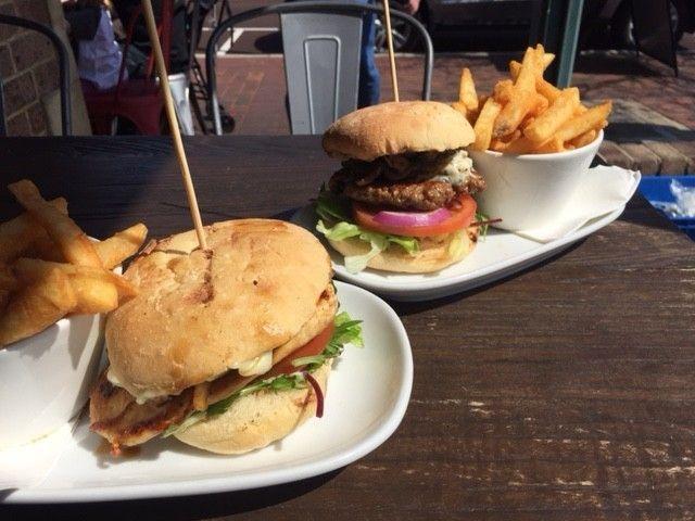 V Burger Bar - Perth, WA