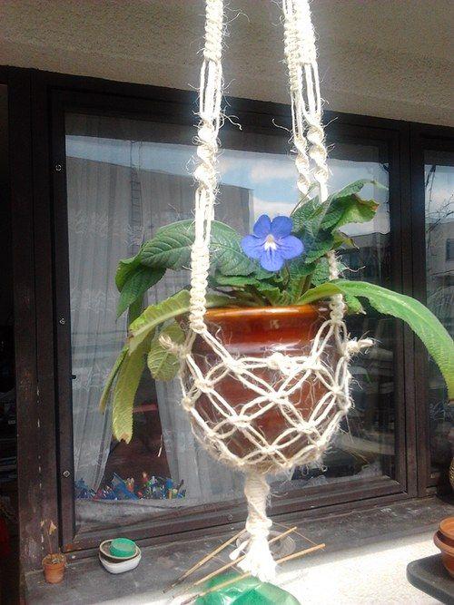 Závěs na květiny 2